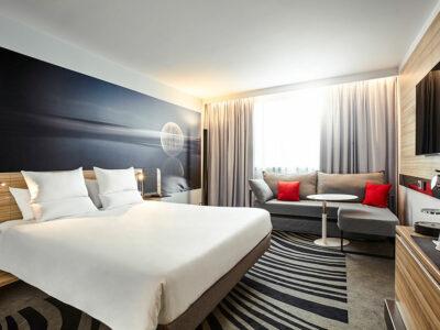Hotelkamer Novotel Ieper