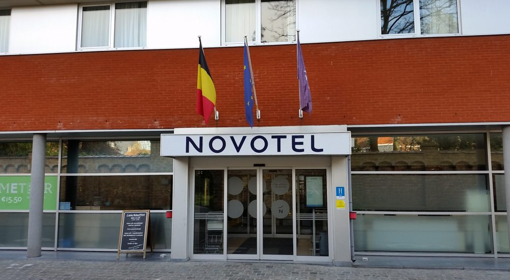 Hotel Novotel Ieper